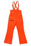 Orange Pants Royalty Free Stock Photo