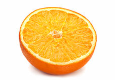 Orange part Royalty Free Stock Image