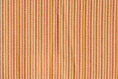 Orange pastel fabric Stock Image