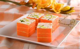 Orange Pateesa Royalty Free Stock Photo