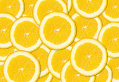 Orange pattern. Orange slices forming a pattern (computer edited Royalty Free Stock Image