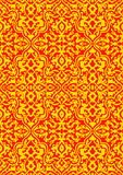 Orange pattern Royalty Free Stock Photography
