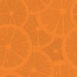 Orange pattern Royalty Free Stock Image