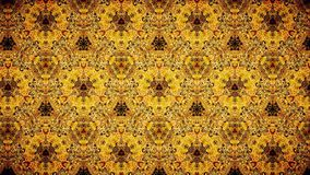 Orange pattern wallpaper Royalty Free Stock Photography