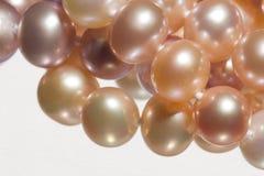 Orange pearl Royalty Free Stock Image