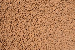Orange pebbles Stock Photos