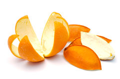 Orange peel Stock Photos
