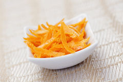 Orange peel Stock Photography