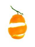 Orange peel Royalty Free Stock Image