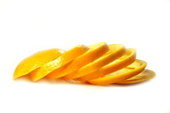 Orange peel. Stock Image