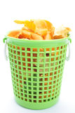 Orange peel Royalty Free Stock Images