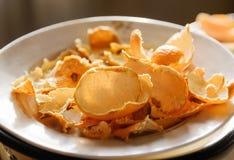 Free Orange Peel Mandarin Isolated Stock Photos - 131671123