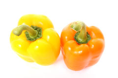 Orange pepper Royalty Free Stock Images