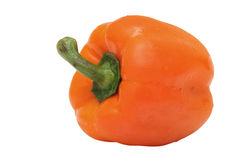Orange pepper Royalty Free Stock Photo