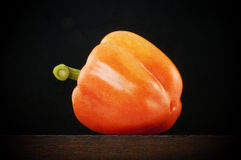 Orange pepper Royalty Free Stock Photography