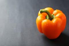 Orange pepper Royalty Free Stock Photos