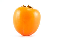 Orange Persimone Stockfoto