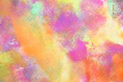 Orange and pink background. Orange and pink color texture background Stock Photos