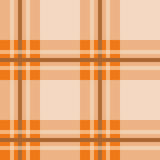 Orange plaid background Stock Photos