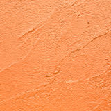 Orange plaster Stock Photography