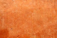 Orange plaster background Royalty Free Stock Photos