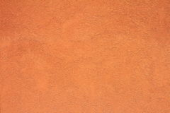 Orange plaster texture Stock Images