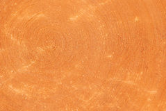 Orange pottery background Royalty Free Stock Images