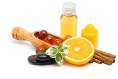 orange products spa Στοκ φωτογραφίες με δικαίωμα ελεύθερης χρήσης