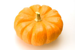 Orange Pumkin stock images