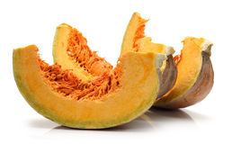 Orange pumpkin Royalty Free Stock Photo