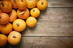 Orange pumpkins Royalty Free Stock Photo