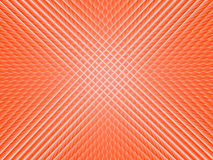 Orange pyramid background. 3d rendered orange pyramid background Stock Photo