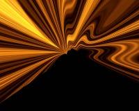 orange rökigt för bakgrund royaltyfri illustrationer