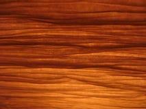 Orange randig textur Arkivfoton