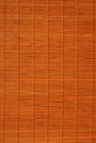 Orange rattan background Royalty Free Stock Photography