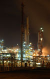 Orange Rauch von industry2 Lizenzfreie Stockfotografie