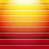 Orange And Red Background With Line Royalty Free Stock Photography