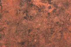 Orange red dark background wall texture Stock Images
