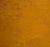 Orange and red painted wall background Stock Photos