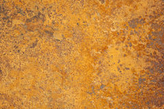 Orange and red rusty steel Royalty Free Stock Image