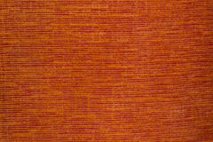 Orange and red sewing fabric Stock Photos