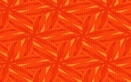 Orange red and yellow abstract geometric floral background. rough texture for creative designs. Creative orange, yellow floral background composed of rough Vector Illustration