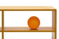 Orange on a regiment Stock Images