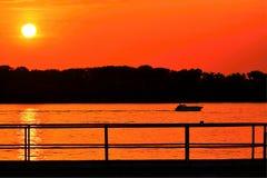 Orange Reise Lizenzfreie Stockfotos
