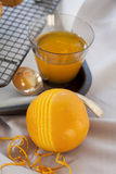 Orange Rind Stock Images