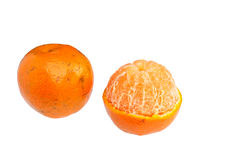 Orange ripe. Royalty Free Stock Image