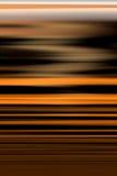 Orange ripples illustration royalty free stock image