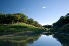 Orange River Royalty Free Stock Photos