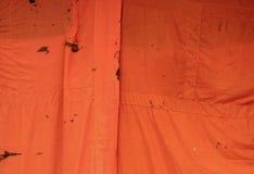 Orange robe Stock Images