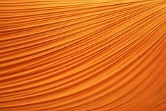 Orange Robe von Buddha-Statue Lizenzfreies Stockbild